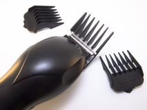理发师工具 免版税库存照片