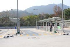 理工大学在香港 免版税库存图片