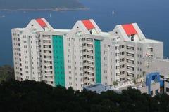理工大学在香港 库存图片