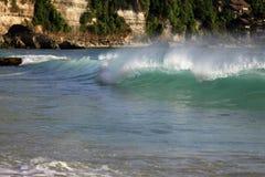 理想国海滩-巴厘岛 库存照片