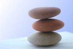 理想的平衡 库存照片