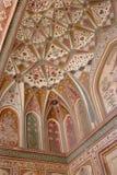 琥珀色的堡垒穆斯林宫殿 免版税库存图片