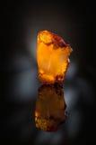 琥珀色- Sunstone 库存照片
