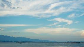 琵琶湖 免版税库存照片