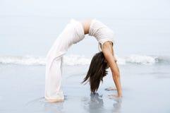 瑜伽 图库摄影