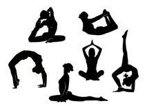 瑜伽 库存图片