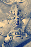 瑜伽Bhakti 库存图片