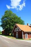 瑞典语的印象 图库摄影