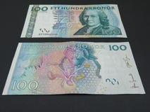 瑞典货币SEK 图库摄影