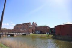 瑞典马尔默城堡博物馆2018年 库存照片