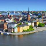 瑞典-斯德哥尔摩 免版税图库摄影