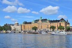 瑞典 斯德哥尔摩 库存照片