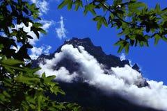 瑞士山 库存图片