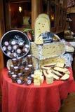 瑞士干酪乳酪 免版税库存照片