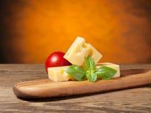 瑞士干酪乳酪 免版税库存图片
