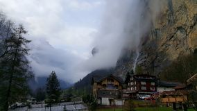 瑞士梦想 免版税库存图片