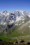 瑞士的alpes 库存照片
