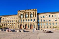 瑞士联邦技术研究所 免版税库存照片