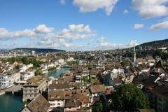 瑞士苏黎世 库存照片
