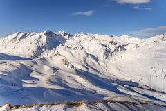 瑞士阿尔卑斯是度过假期和得到的完善的经验,格林德瓦最佳的地方 库存图片