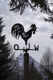 瑞士风标 库存照片