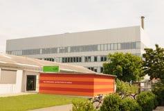 瑞士:保罗Scherrer Institut为也工作 免版税图库摄影