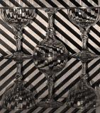玻璃反射 免版税库存照片