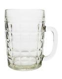 玻璃啤酒杯 库存图片