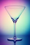 玻璃器皿- Coctail玻璃 图库摄影