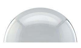 玻璃圆顶 库存例证