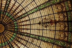 玻璃圆顶 库存照片