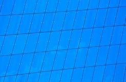 玻璃大厦门面 免版税库存照片