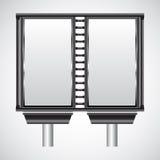 玻璃展示窗口 免版税库存照片