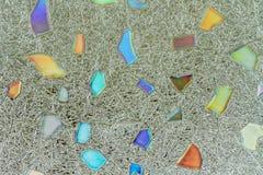 玻璃彩虹的样式 免版税图库摄影