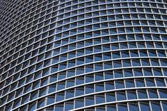 玻璃摩天大楼视窗 库存图片