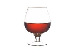 玻璃用威士忌酒 库存图片