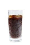 玻璃碳酸钠 免版税库存图片
