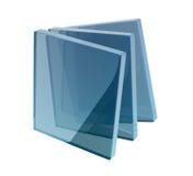 玻璃箱子 免版税图库摄影
