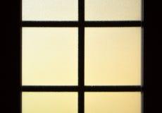 玻璃纹理 免版税库存图片
