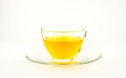 玻璃茶 免版税库存照片