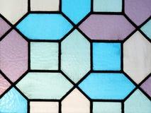 玻璃被弄脏的视窗 免版税图库摄影