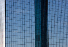 玻璃门面 图库摄影