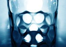 玻璃飞溅水 免版税图库摄影