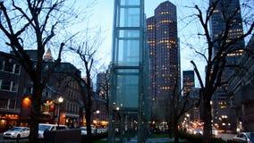 从玻璃,波士顿,美国的浩劫纪念品, 股票录像