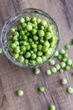 玻璃绿豆 免版税图库摄影
