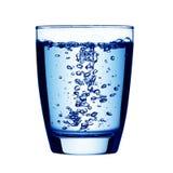 玻璃水 库存照片