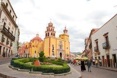 瓜纳华托州墨西哥旅游业 库存图片