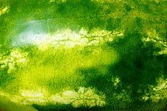 瓜结构 美好的西瓜背景 绿色 免版税库存图片