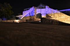 瓜达卢佩河堡垒 库存照片
