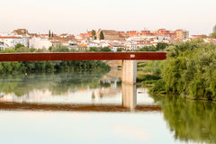 瓜达尔基维尔河河 库存图片